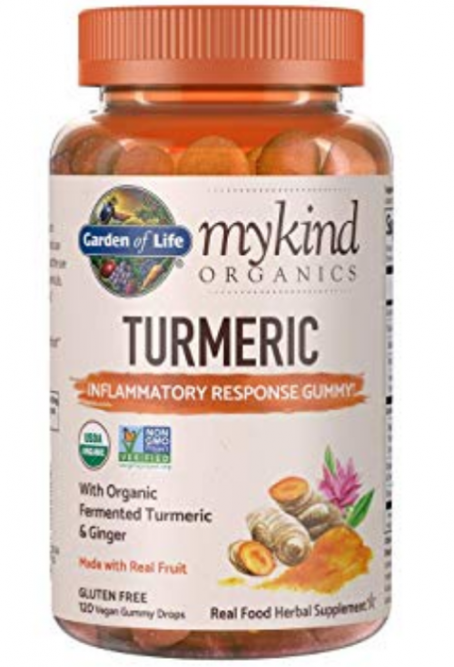 Garden of Life Mykind Organics