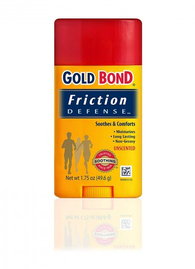 gold bond friction defense stick image