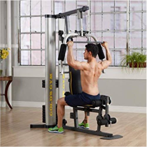 Golds Gym XRS 50-Best-Home-gym-equipment-Reviewed 3