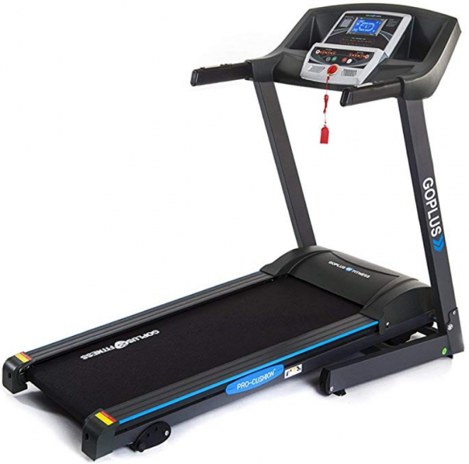 Goplus treadmill