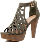 Guilty Shoes Cutout Gladiator