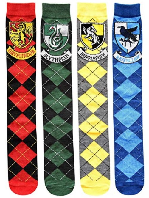 Harry Potter House Crests Best Harry Potter Socks