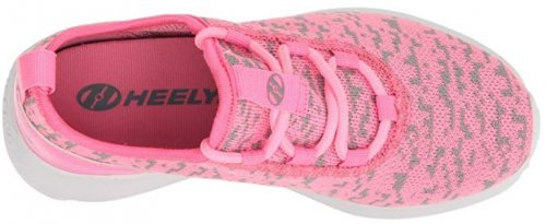 Heelys Player wheel shoes top view