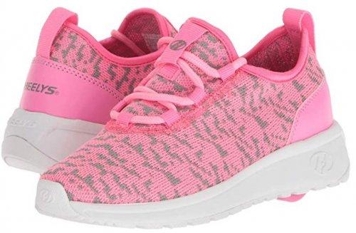 Heelys Player wheel shoes pink