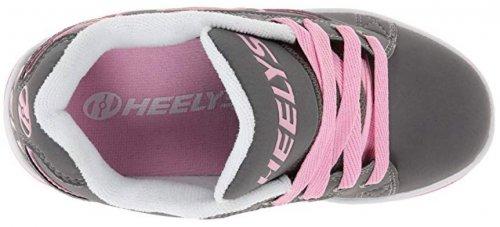 Heelys Propel 2.0 wheel shoes top view