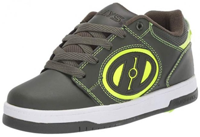 Heelys Voyager wheel shoes