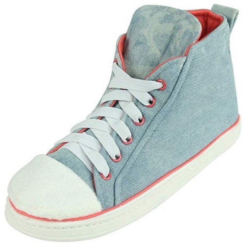 Gohom Boot house shoes that look like sneakers