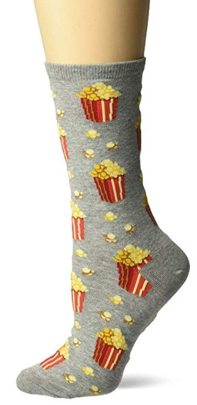 Hot Sox Food and Drink Best Crew Socks