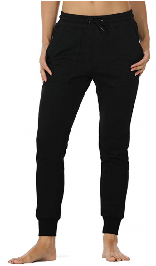 Icyzone Activewear Joggers-Best Skinny Joggers for Women Reviewed 2