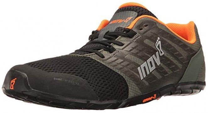 image of Inov-8 Bare-XF 210 V2 zero drop running shoes