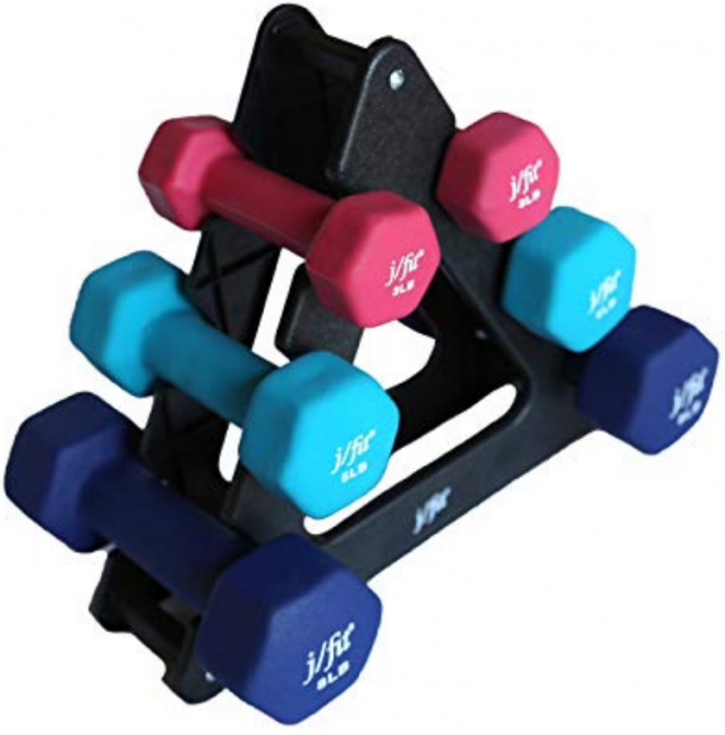 J/FIT Studio weights
