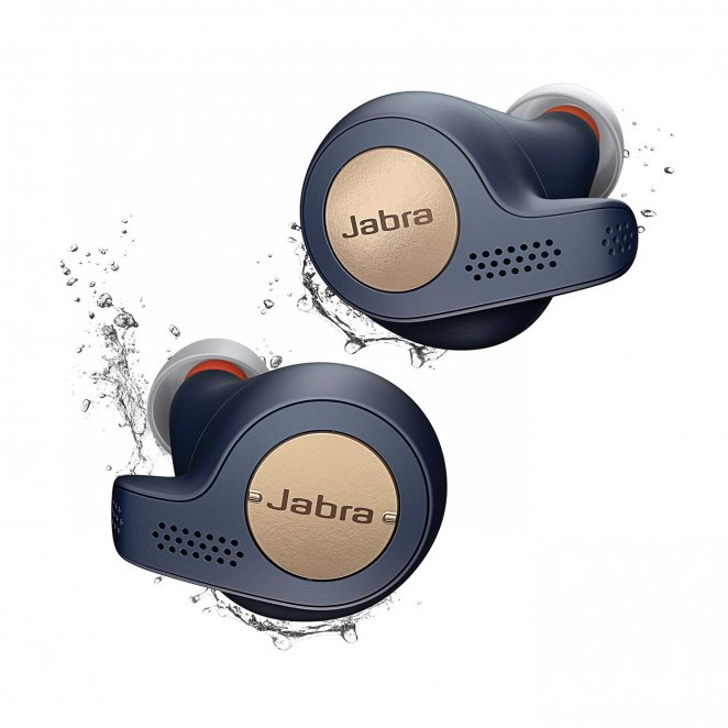 Jabra Elite running headphones