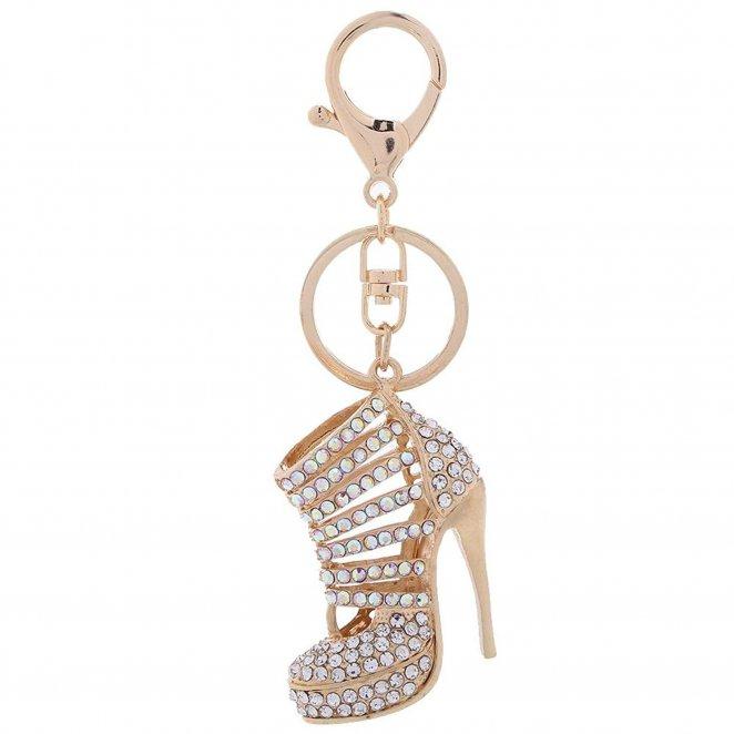 JewelBeauty Large Crystal Shoe