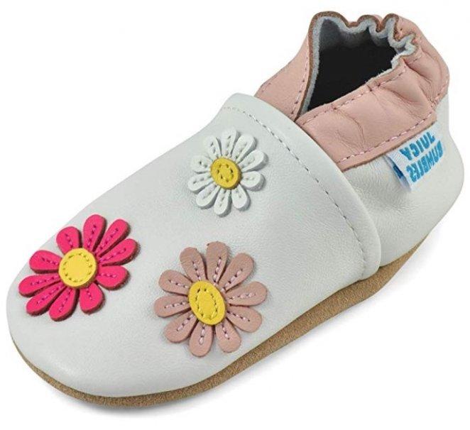 Juicy Bumbles Soft Sole Best Crib Shoes