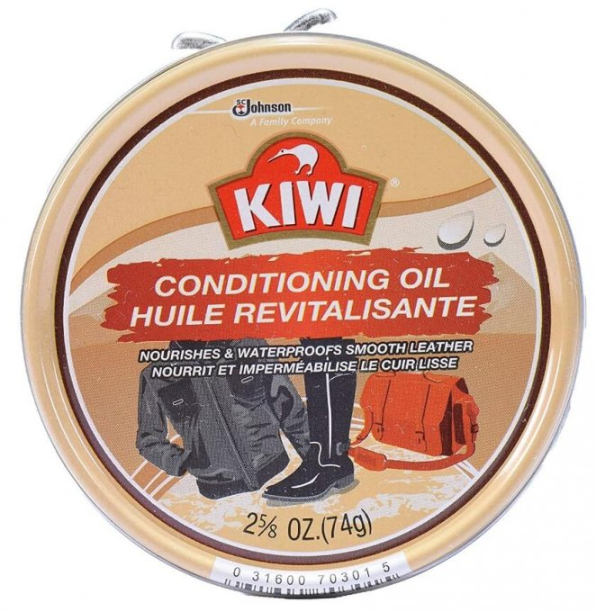 Kiwi Outdoor Mink Oil