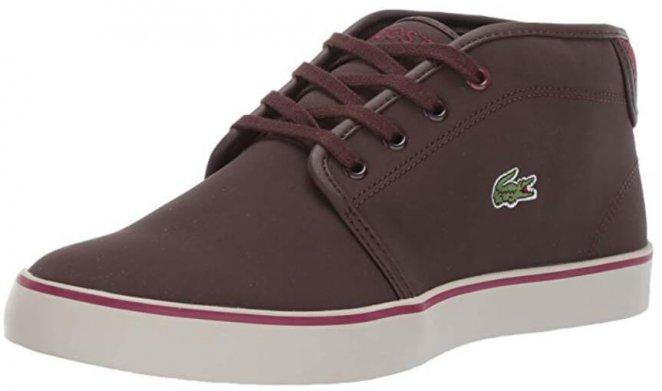 Lacoste Ampthill Best Kids Designer Shoes