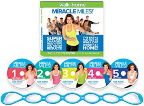 Leslie Sansone Miracle Miles DVD