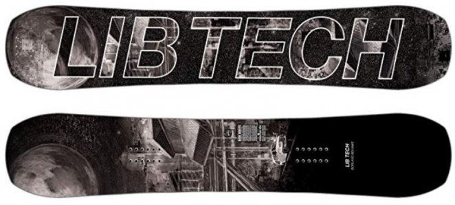 Lib Tech Box Knife
