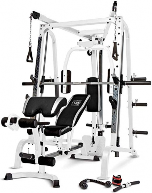 Marcy Smith Cage-Best-Home-gym-equipment-Reviewed 2