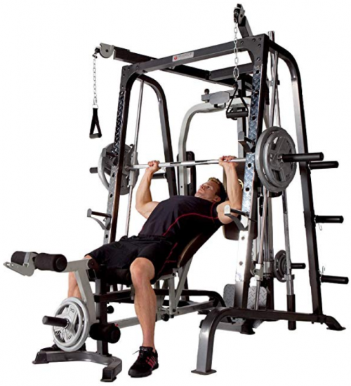 Marcy Smith Cage-Best-Home-gym-equipment-Reviewed 3