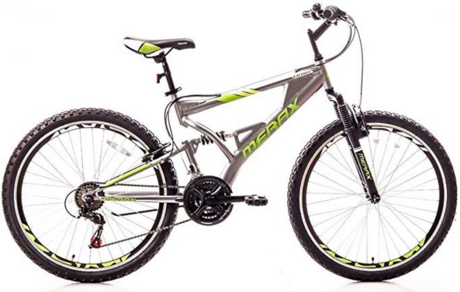 Merax Falcon best trail bike