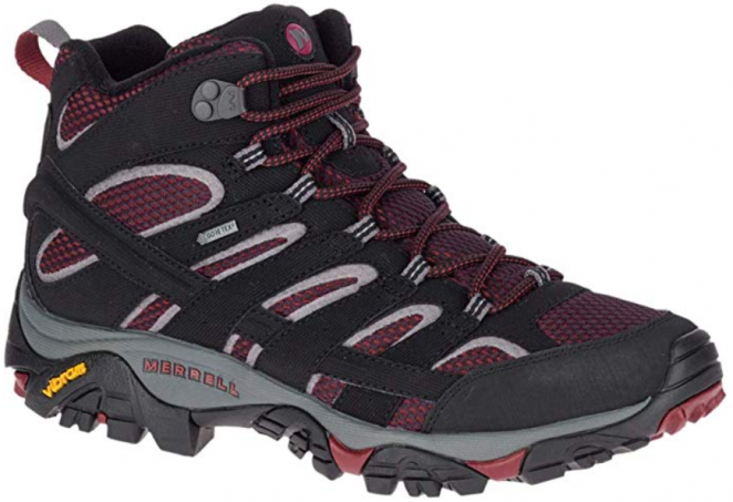 Merrell Moab 2 Best Gore Tex Boots Reviewed