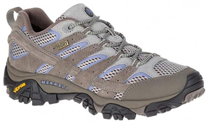 Merrell Moab 2 waterproof hiking shoes
