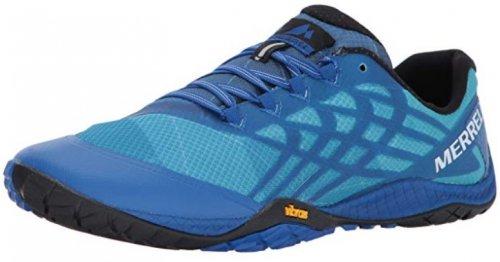 image of Merrell Trail Glove 4 best zero drop trail running shoes