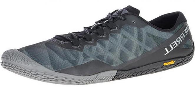 Merrell Vapor Glove 3 running barefoot shoes