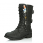 Military Combat Lace-Up