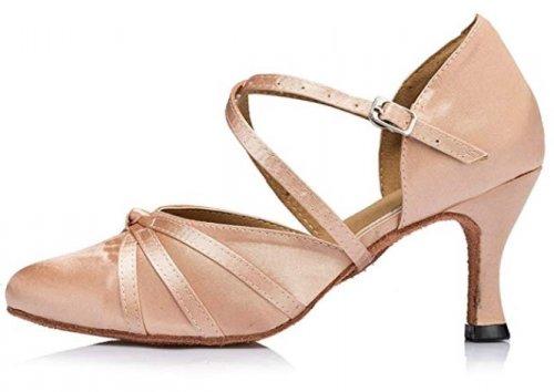 Minishion L117 Best Ballroom Shoes