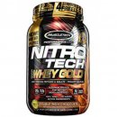 MuscleTech NitroTech whey powder