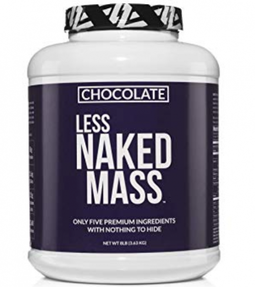 Naked Nutrition-Best-Mass-Gainers-Reviewed 2