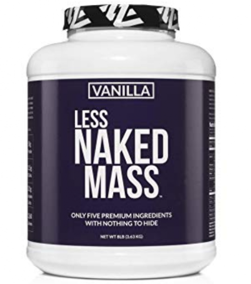 Naked Nutrition-Best-Mass-Gainers-Reviewed 3
