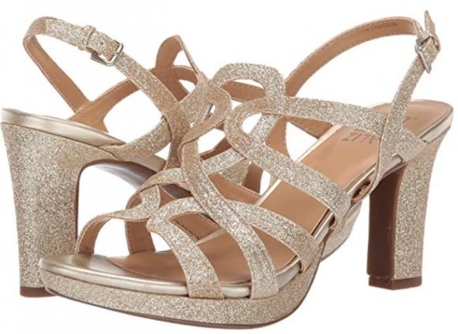 Naturalizer Cameron Best Glitter Shoes