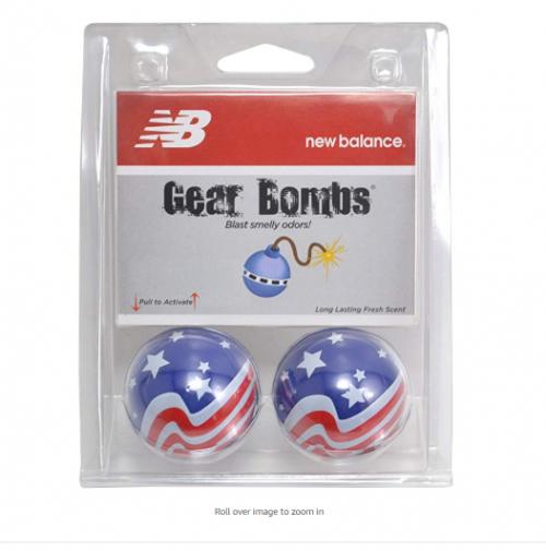 New Balance Gear Bombs sneaker balls
