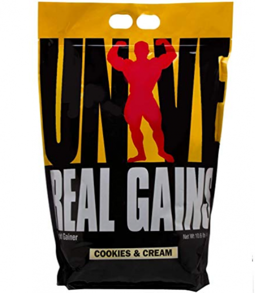 Nutrition real gains-Best-Mass-Gainers-Reviewed 2