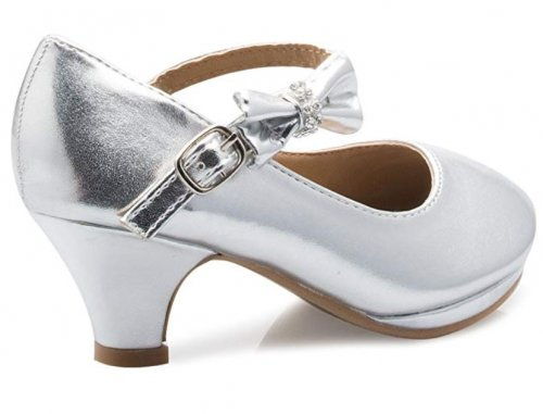 Olivia K Bow Best Toddler Wedding Shoes