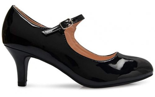 Olivia K Classic Mary Jane Best Ballroom Shoes