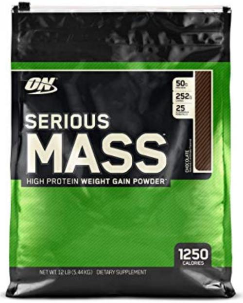 Optimum nutrition gainer -Best-Mass-Gainers-Reviewed