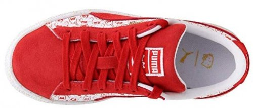 PUMA Hello Kitty Suede Classic Best Hello Kitty Shoes