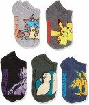 6. Pokemon No Show Sock