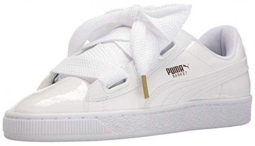 Puma Basket Heart