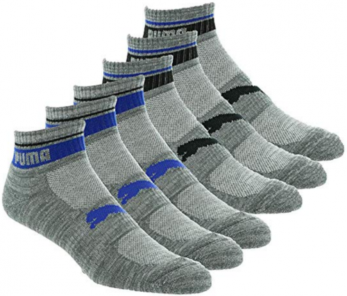 Puma crew socks-Best-Quarter-Socks-Reviewed 2