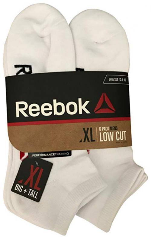 Reebok low cut-Best-CrossFit-Socks-Reviewed 3