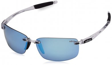 Revo Descend N sunglasses, great protection when the sun is strong and also a unique style