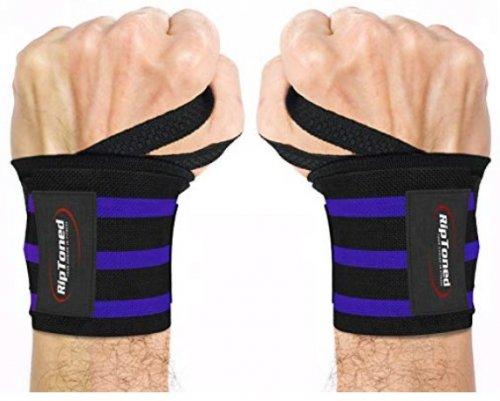 Rip Toned Wrist Wraps Best CrossFit Gear