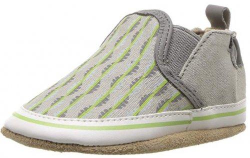 Robeez Slip-On Soft Sole Best Crib Shoes