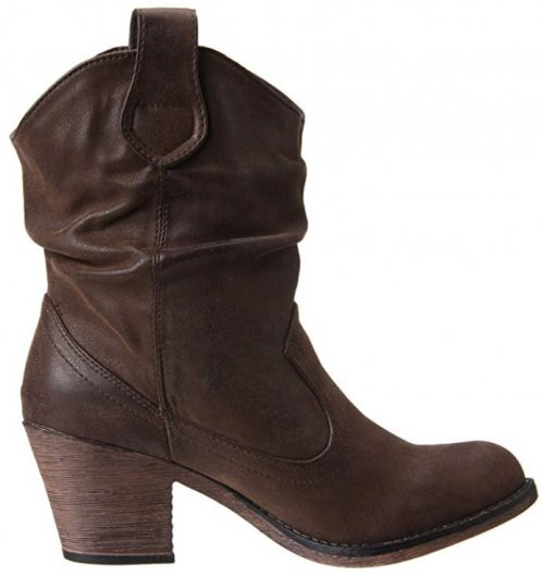 Rocket Dog Sheriff Best Slouch Boots