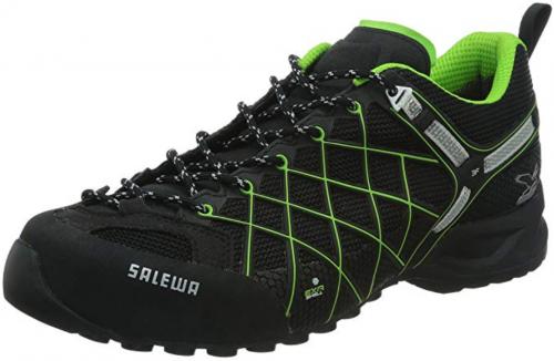 Salewa Wildfire GTX-Best-Waterproofing-Hiking-Shoes-Reviewed 2